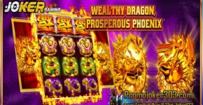 Agen Slot Dragon Phoenix Joker123 Terbaik | Playjoker123.net